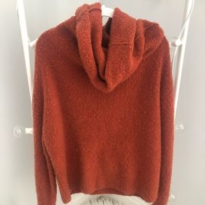 free people cowlneck xs